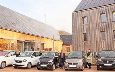 Projektstart zur Smarten KARRE in Schäftersheim