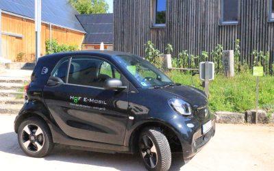 Offizieller Start des CAR- und MANsharing Projekts Smarte KARRE am 20. September 2019