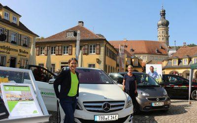 1. Weikersheimer Markt für Regionalität und Nachhaltigkeit